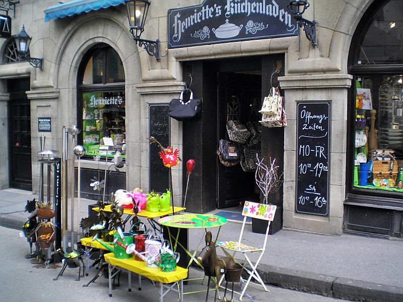 Henriettes Küchenladen