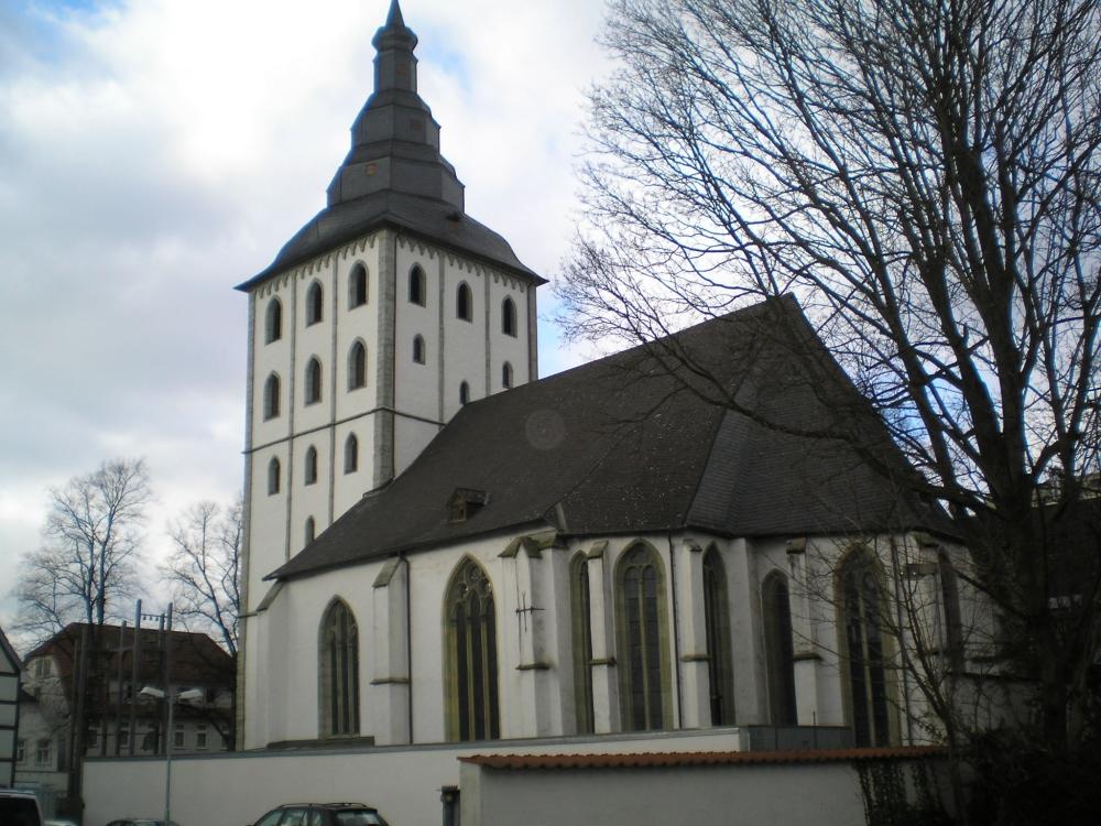 Lippstadt Jakobikirche