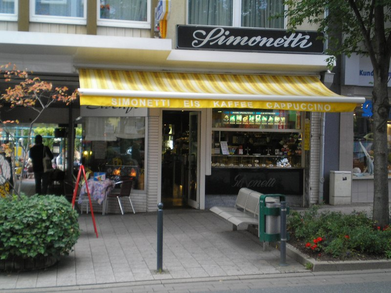 EisCafe Simonetti Witten