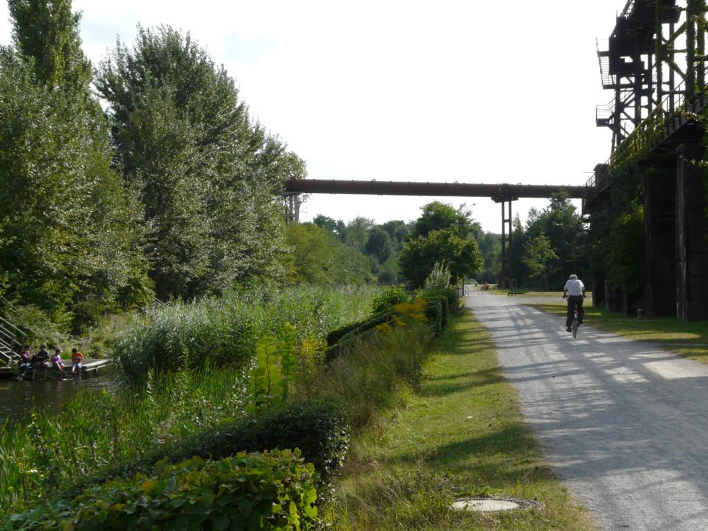 Duisburg LandParkNord Klarwasserkanal