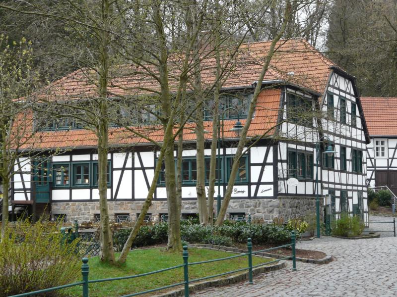 Historische Fabrikanlage Maste-Barendorf in Iserlohn