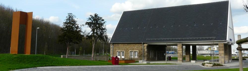 Tankstelle für die Seele - Autobahnkapelle Hamm