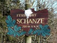 Schmallenberg Schanze 01 Schild